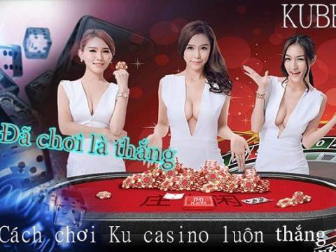 Cara main Ku Casino selalu menang tidak ada